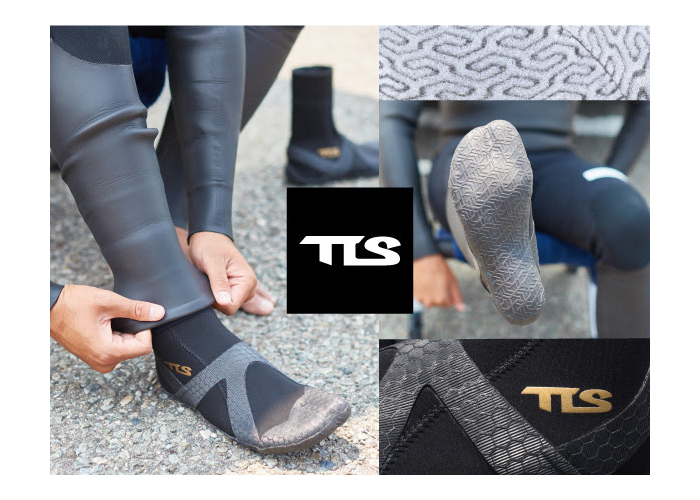 TLS X-Fit Boots