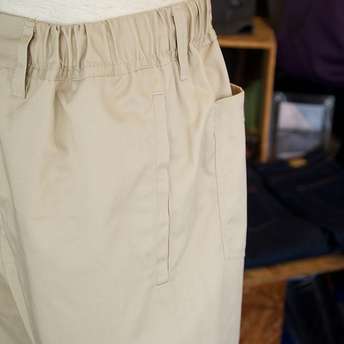 大きめのサイドポケット