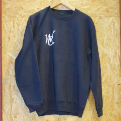 WATERS Clothing Basic Fleece Sweat Navy