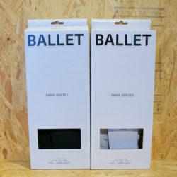 コンパクトなボックスパッケージ、カラーはブラックとホワイトの2カラー