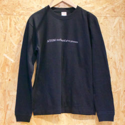 ATOM Surfboard Limited Message L/S TEE