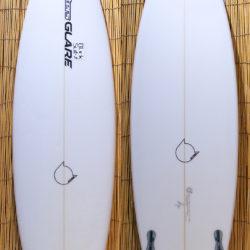 """ATOM Surfboard Latest2.0 5'11"""" used"""