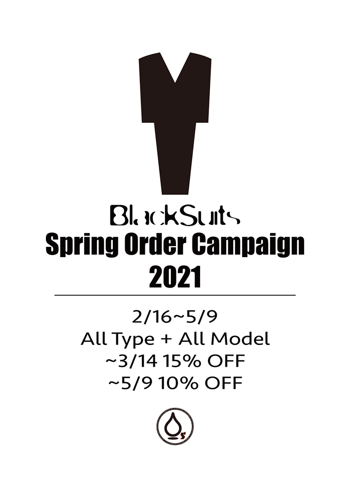 BlackSuits Spring Order Campaign 2021