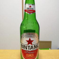 インドネシア Bintanビール