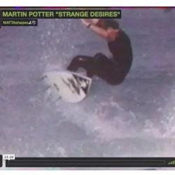 Martin Potter - Strange Desires