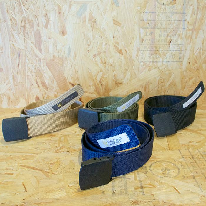 WATERS Clothing Easy Belt