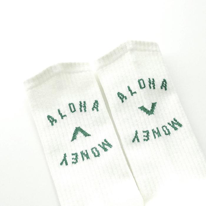 TMOソックス Aloha > Money