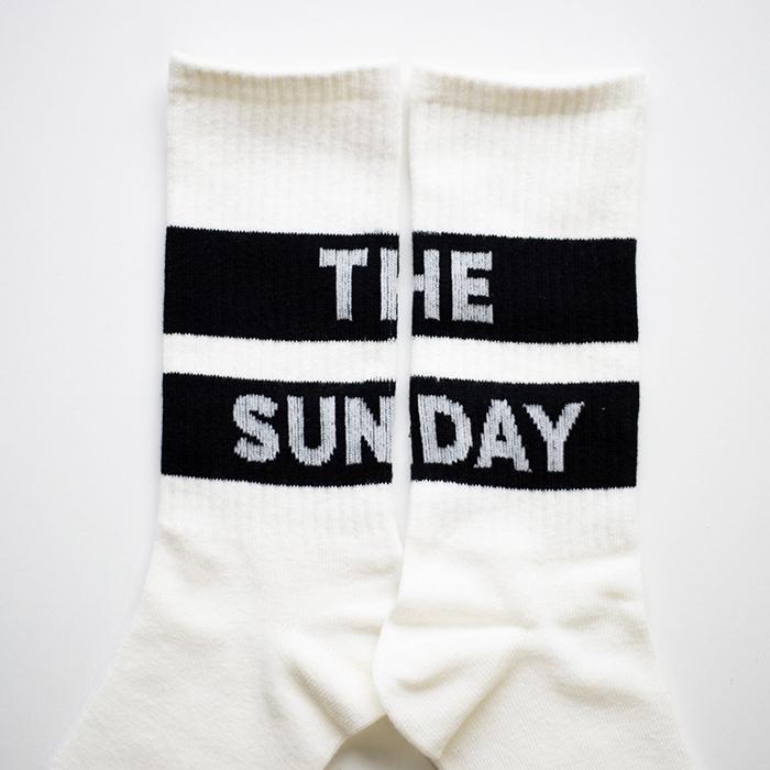 ΩΩΩ TMOソックス The Sunday