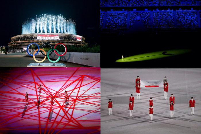 TOKYO202オリンピック開幕!
