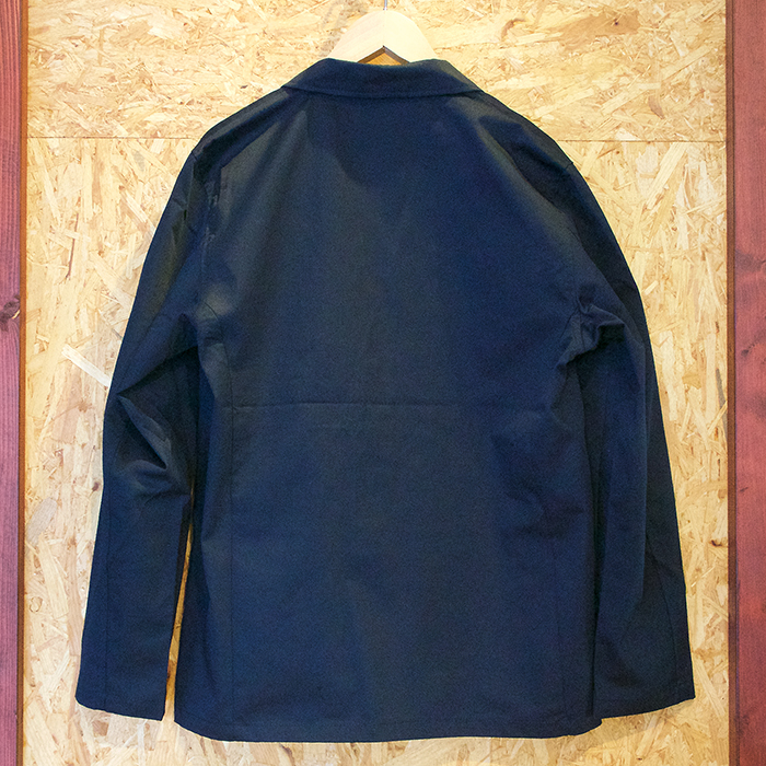 WATERS Clothing Tailored Jacket back style