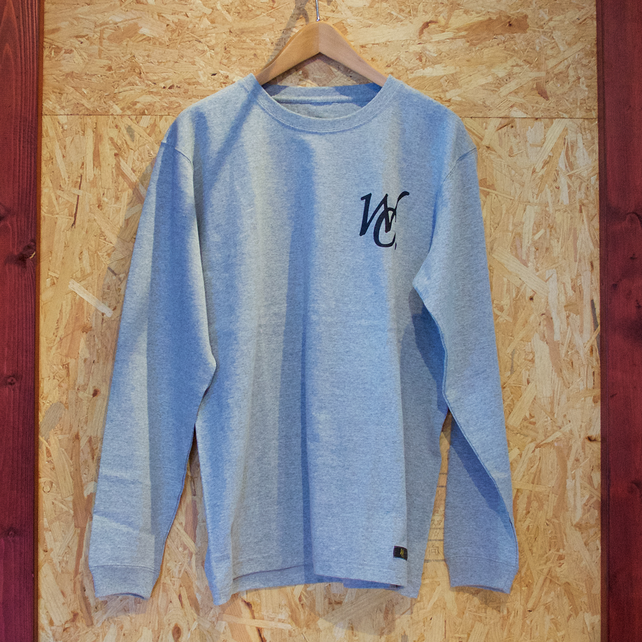 WATERS Clothing Super Heavy Once L/S TEE